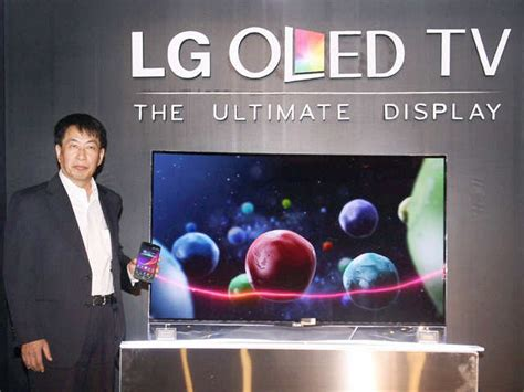 LG's curved OLED: A glimpse into future of TV technology
