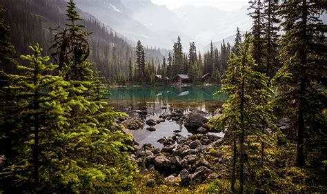 Best of Canada's West Holiday | Motorhome Hire Holidays in
