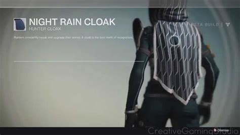 How to get Hunter Cloaks in Destiny! - YouTube