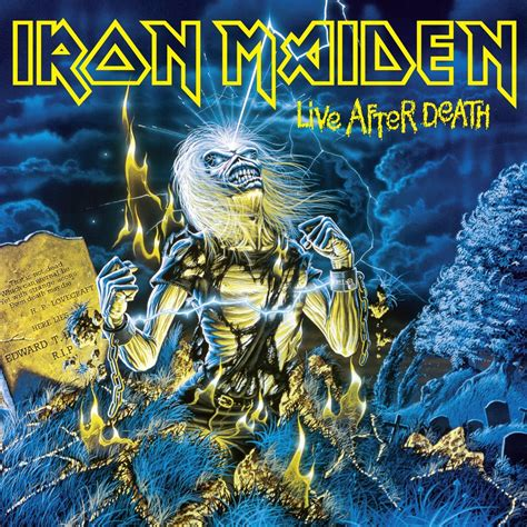 Riddle Of SteeL - MetaL Music: Iron Maiden - Live After