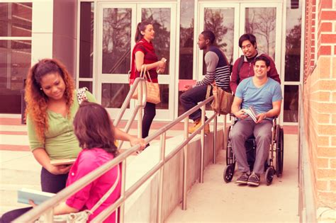 College Questions for Students with Disabilities - Fastweb