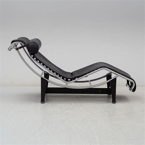 LE CORBUSIER, an LC4 easy chair for Cassina