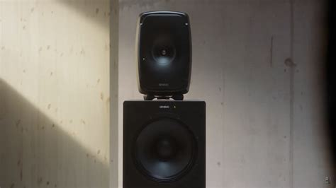 Genelec 8361A flagship monitor | best of high end