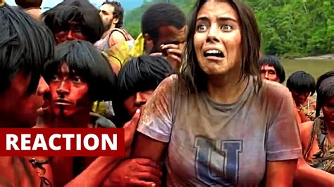 THE GREEN INFERNO Official Trailer (2015) - Horror Movie