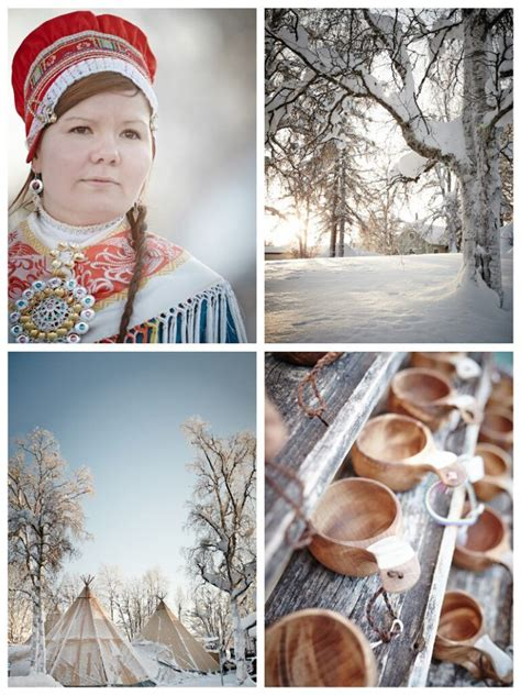 """The Sami People, """"The people of the sun and the wind"""
