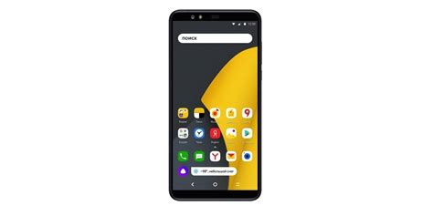 Yandex Phone announced with Russian AI assistant Alice