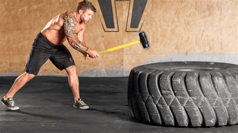 Hammer Your Way Through a Fat Blasting Workout | Muscle
