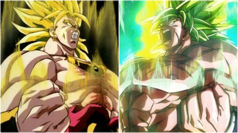 Original vs Super: Who's the Best Broly in Dragon Ball