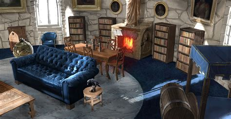 Ravenclaw Common Room – The Harry Potter Lexicon