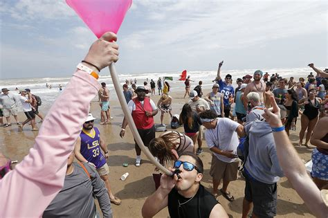 Security high as South Padre Island hosts this year's