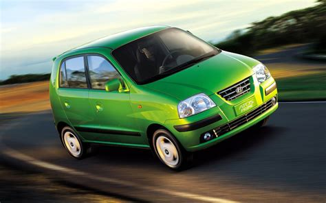 2007 Hyundai Atos prime – pictures, information and specs