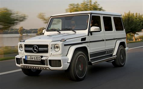 2015 Mercedes-AMG G 63 Edition 463 - Wallpapers and HD