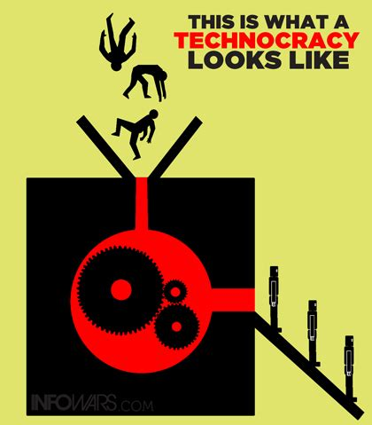 This is What a Technocracy Looks Like » Alex Jones