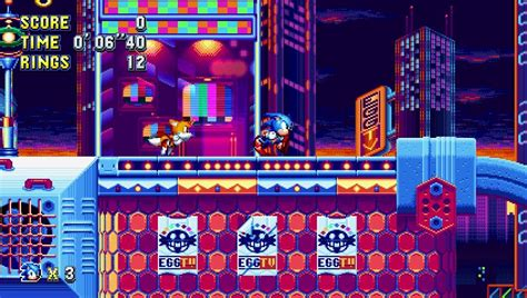 Sonic Mania Confirmed for Switch Release – Capsule Computers