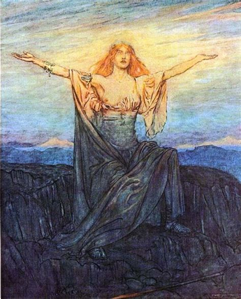 The Poetic Edda and Wagner's Ring Cycle | OUPblog