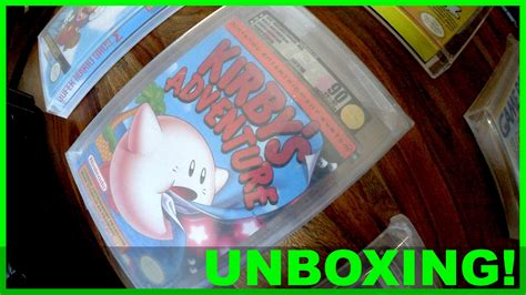Kirby's Adventure VGA 90 Gold l New Factory Sealed