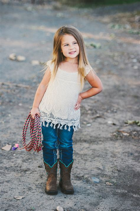 Kambrie turns 4 - Boise Child Photography | Double Take