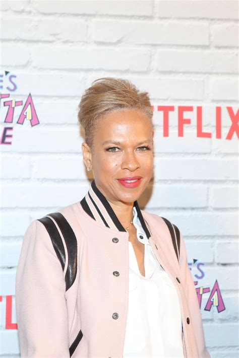 Tonya Lewis Lee At 'She's Gotta Have It' Premiere held at