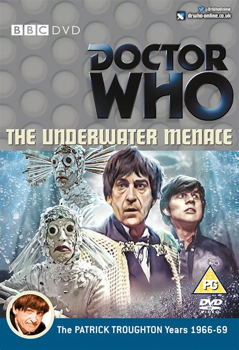 Doctor Who Online - News & Reviews - The Underwater Menace