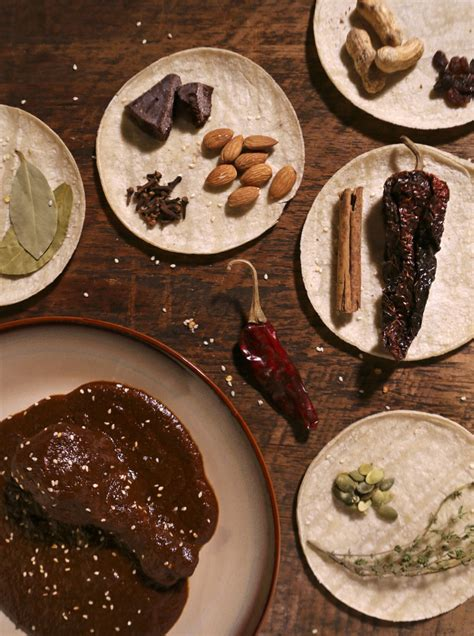 Two ways to make Mole Poblano — the hard way and the