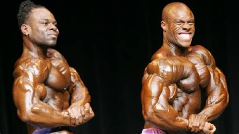 """Throwback: Kai Greene Looked """"Pretty Small"""" In 2006 At"""