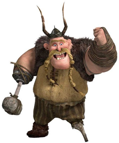 Gobber the Belch (Franchise)   How to Train Your Dragon