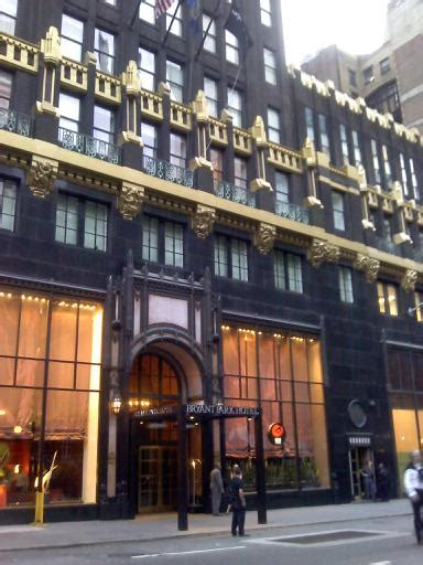 Hotel Review: Bryant Park Hotel (New York City) | Hotel